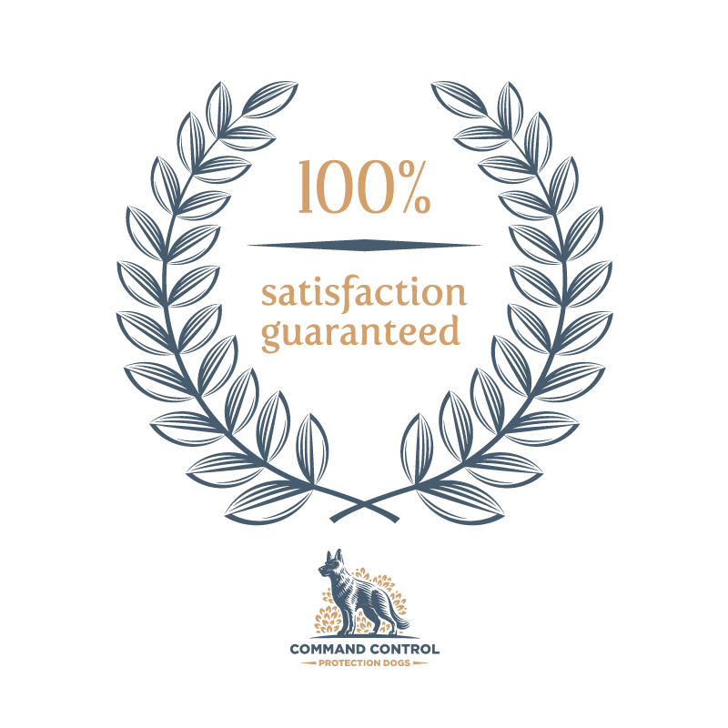 CCPD Satisfaction Guaranteed Badge